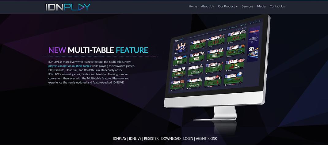 idnplay, idnlive, register, download, login, agent kiosk