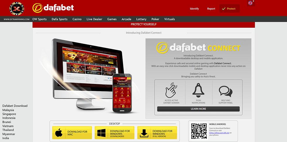 dafabet download, malaysia, singapore, indonesia, brunei, vietnam, thailand, myanmar, india
