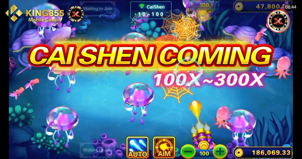 hunt fish fish game king855 fishing game mobile slot register demo test id free credit