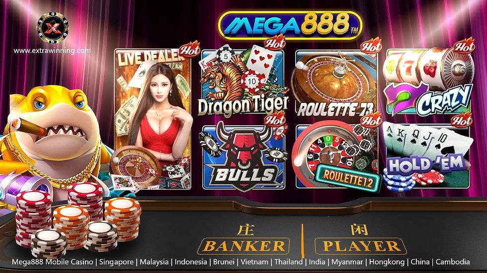 mega88 mobile casino, singapore, malaysia, indonesia, brunei, vietnam, thailand, india, myanmar