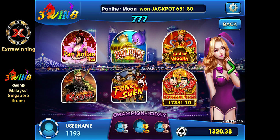 3Win8 Malaysia Singapore Brunei Download