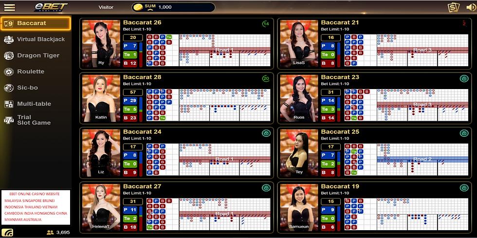ebet casino download live game slot game