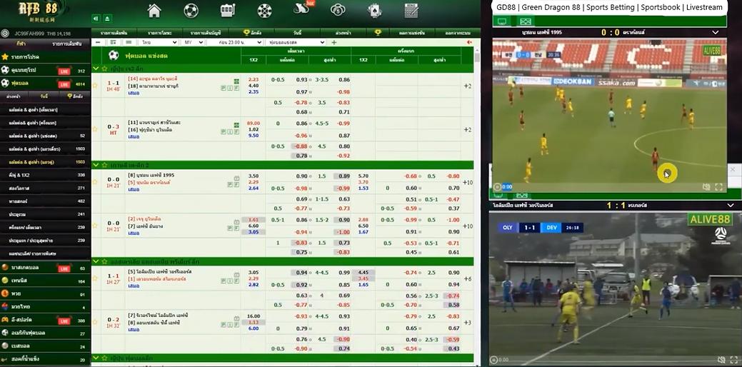 gd88, green dragon 88, sports betting, s