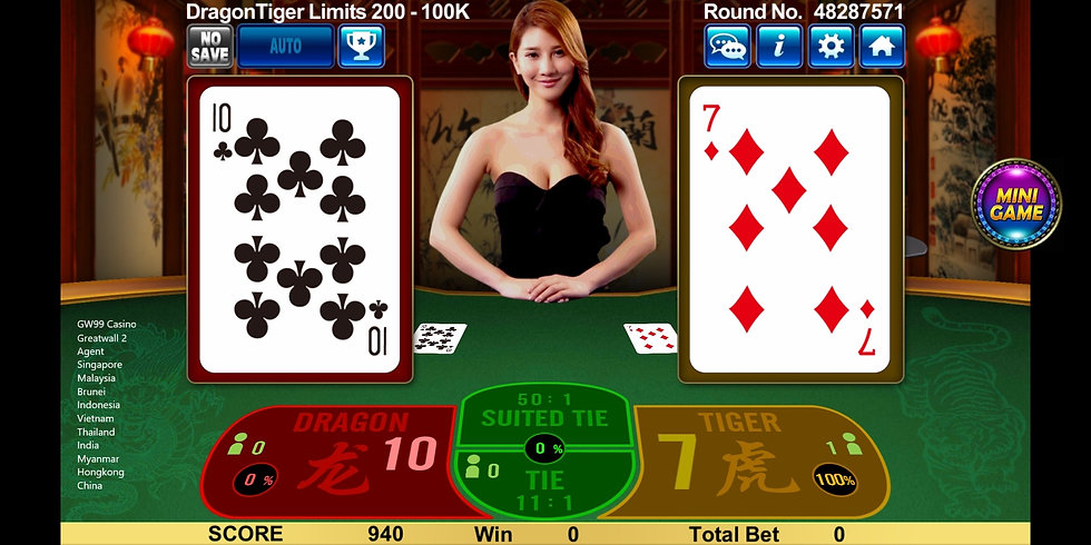 gw99 Casino, Greatwall 2, agent, singapo