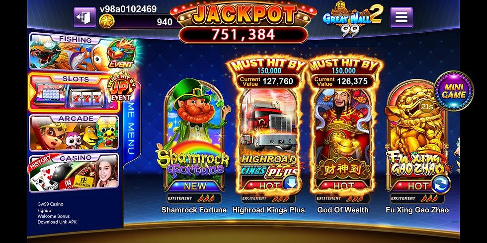 gw99 casino, signup, welcome bonus, down