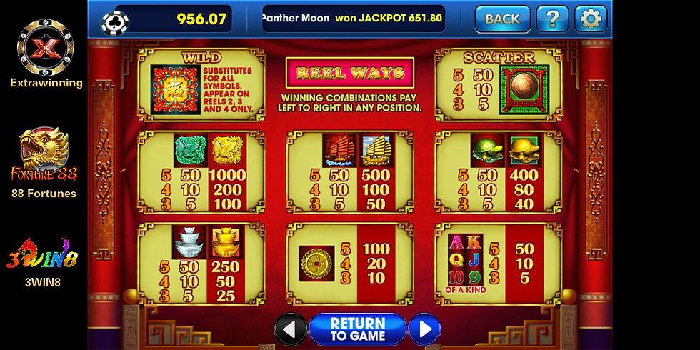 3win8 mobile slot games 88 fortunes download, apk, login, register, demo id, test id