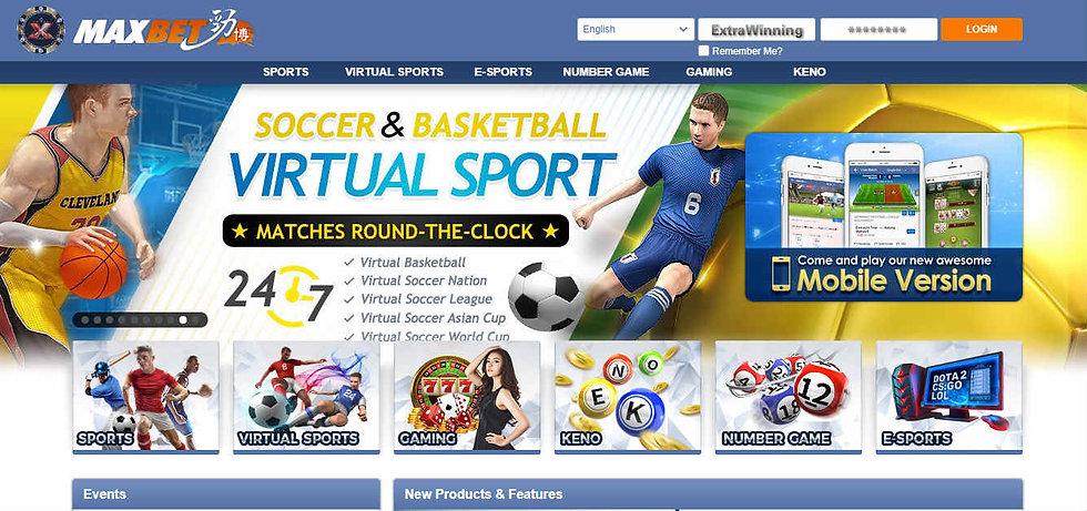 maxbet virtual sports agents.jpg
