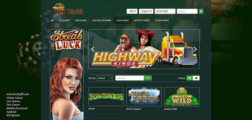 www.leocity88.com, online casino, slot g