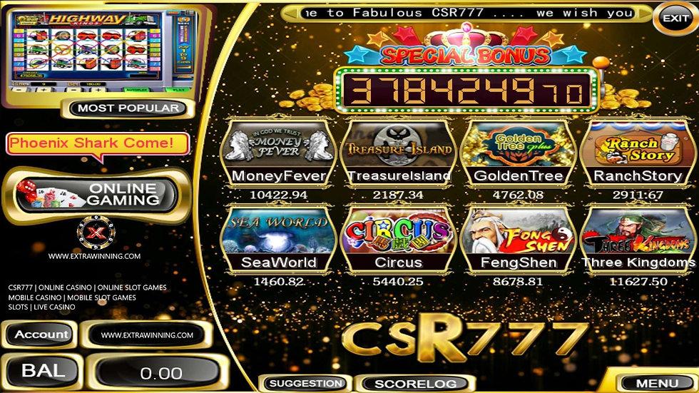 csr777, online casino, slot games, mobile casino, slots, live casino