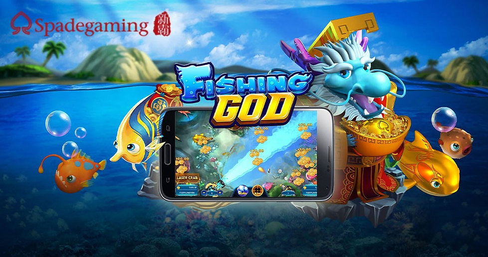 Tembak Ikan, Fishing God, mobile fishing