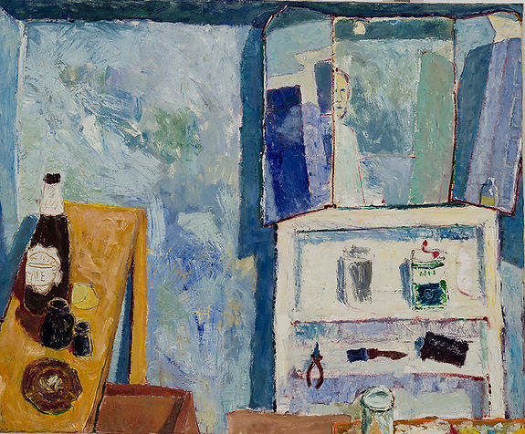 Maclean, Art, Painting, still life
