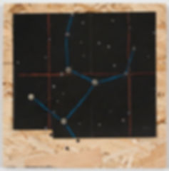 Maclean, Art, Assemblages, constellations