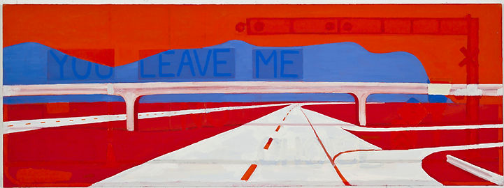 Maclean, Art, Painting, signs, landscape