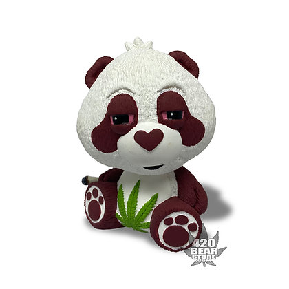 "420 Bear Medium 4.5"" Red Panda"