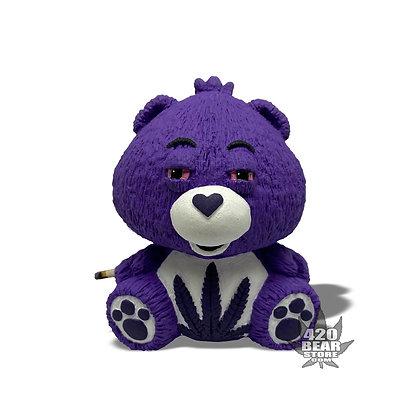 """420 Bear Small 2.5"""" Purple Kush"""