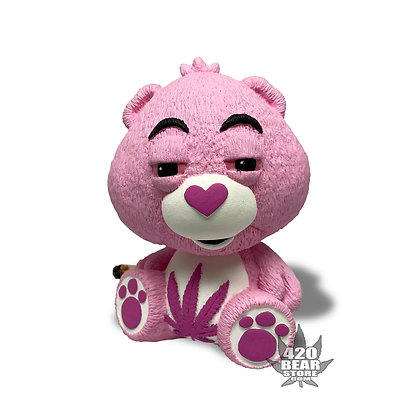"420 Bear Medium 4.5"" Bubblegum"