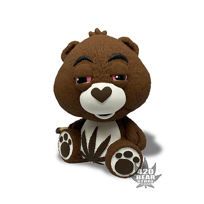 "420 Bear Medium 4.5"" Chocolate Thai"
