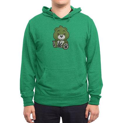 OG 420 Bear Pullover Hoodie