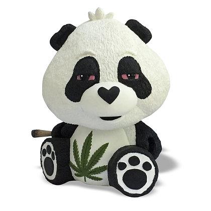 """420 Bear Large 7"""" Panda"""