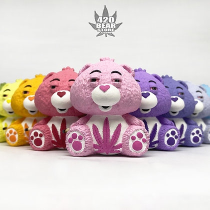 "420 Bear 2.5"" Mini Series 2 Individual Blind box"