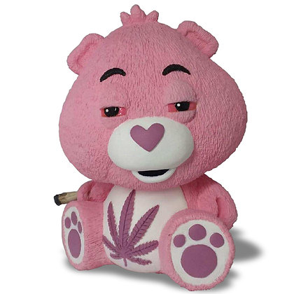 "420 Bear Large 7"" Bubblegum"