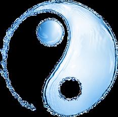 Begleitende Kinesiologie Balance, YinYang, Balance, Element Wasser