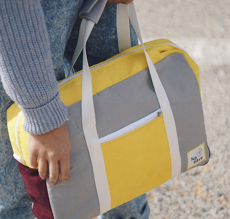 Briefcase Yellow