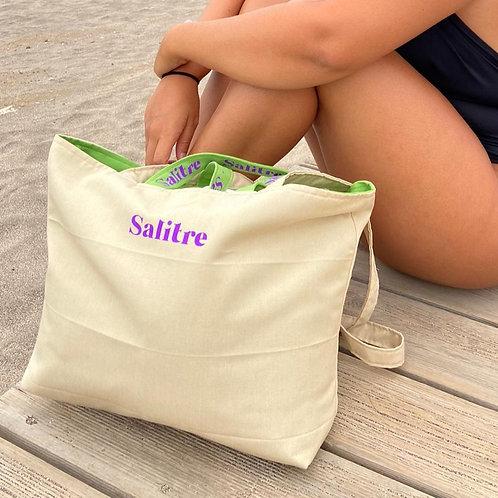 Beach Bag Green
