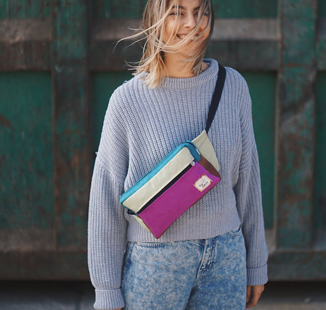 Fanny Pack Journal