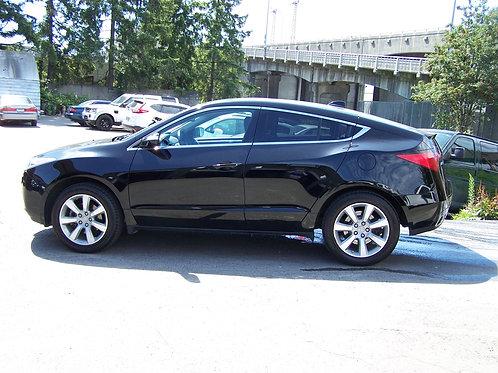 2010 Acura ZDX AWD No Accidents