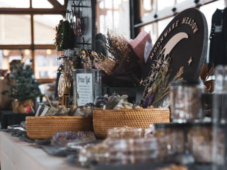 Moonwake's First Vendor Market - Bethel Woods NY