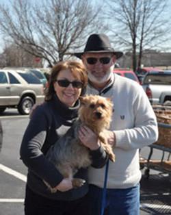 Charlie adopted February 2015