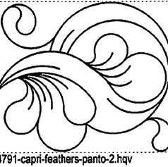 Capri Feathers