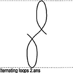 Alternating Loops