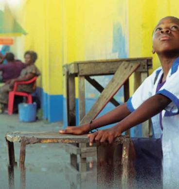 Création audiovisuelle, cinéma, production, Debout Kinshasa, Scenario, ecriture, developpement, financement, Afrique