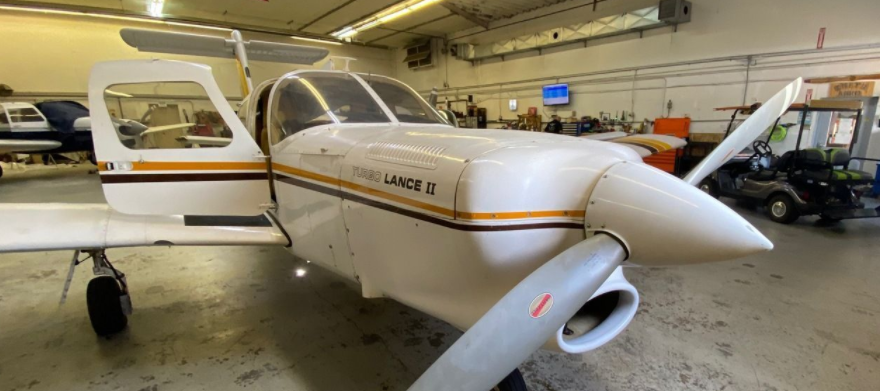 1979 Piper Turbo Lance II