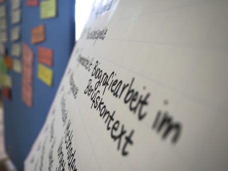 Aufbau & Inhalte unserer Fortbildung Biografiearbeit