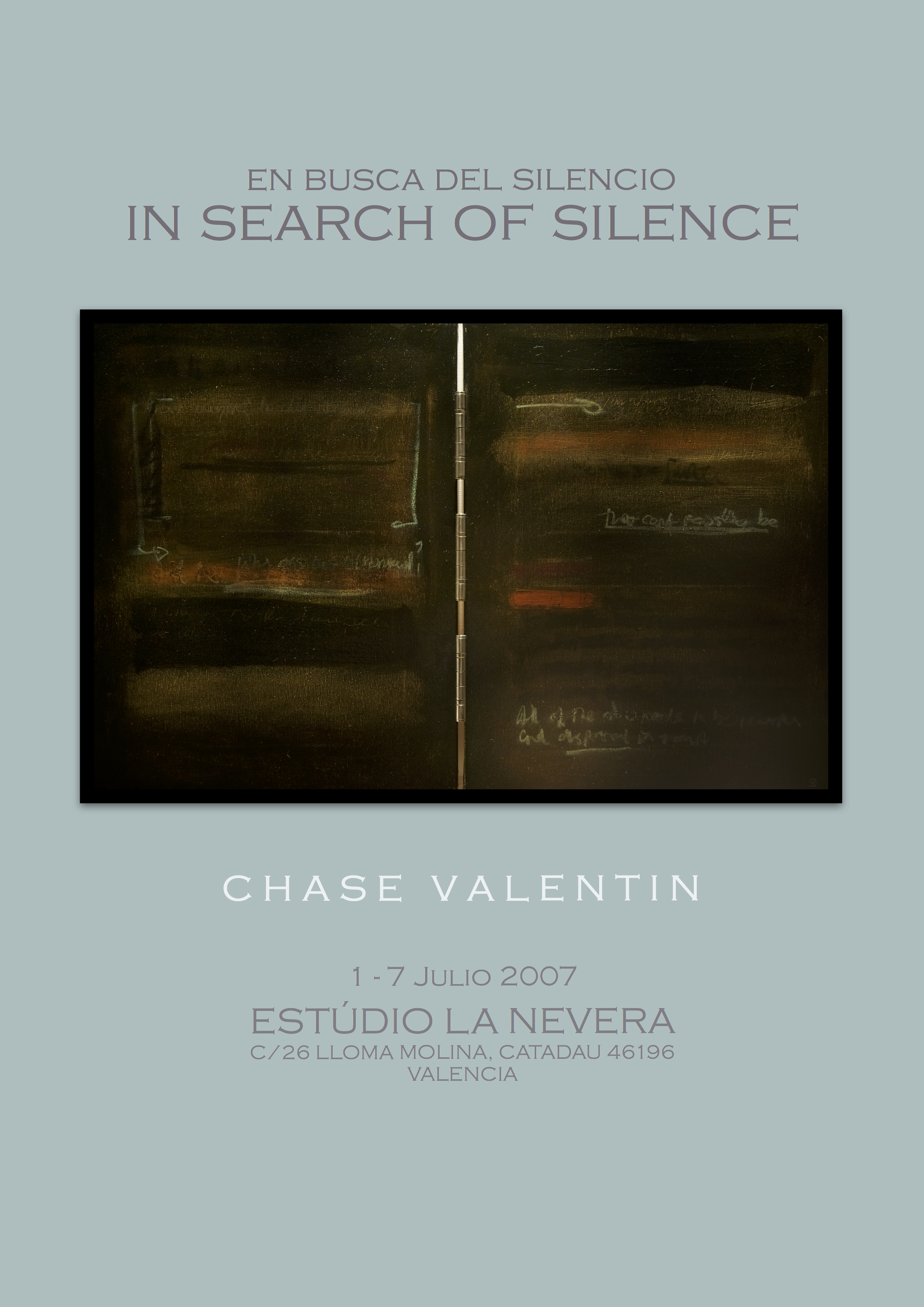 In Search Of Silence 2007