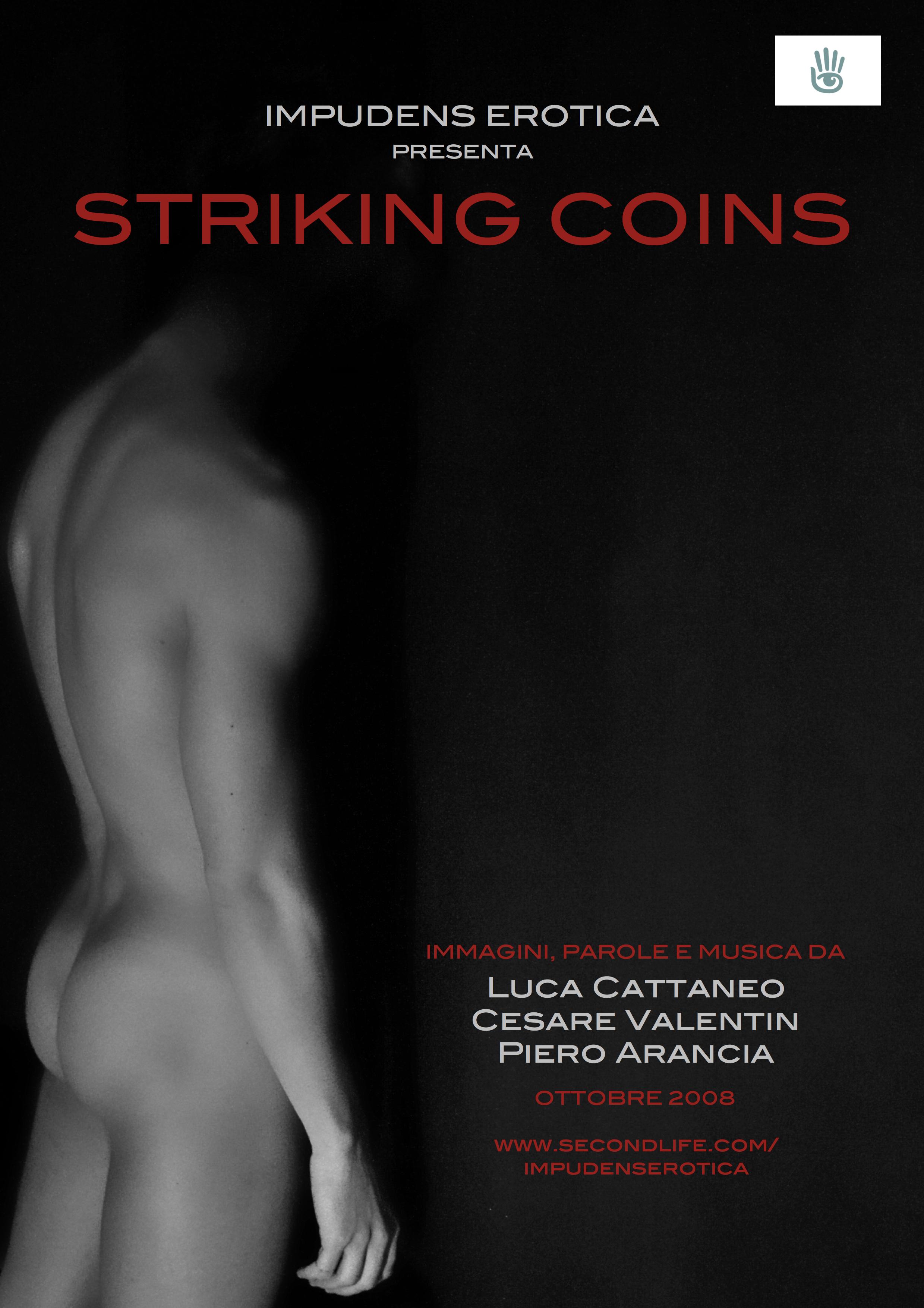 Striking Coins 2008