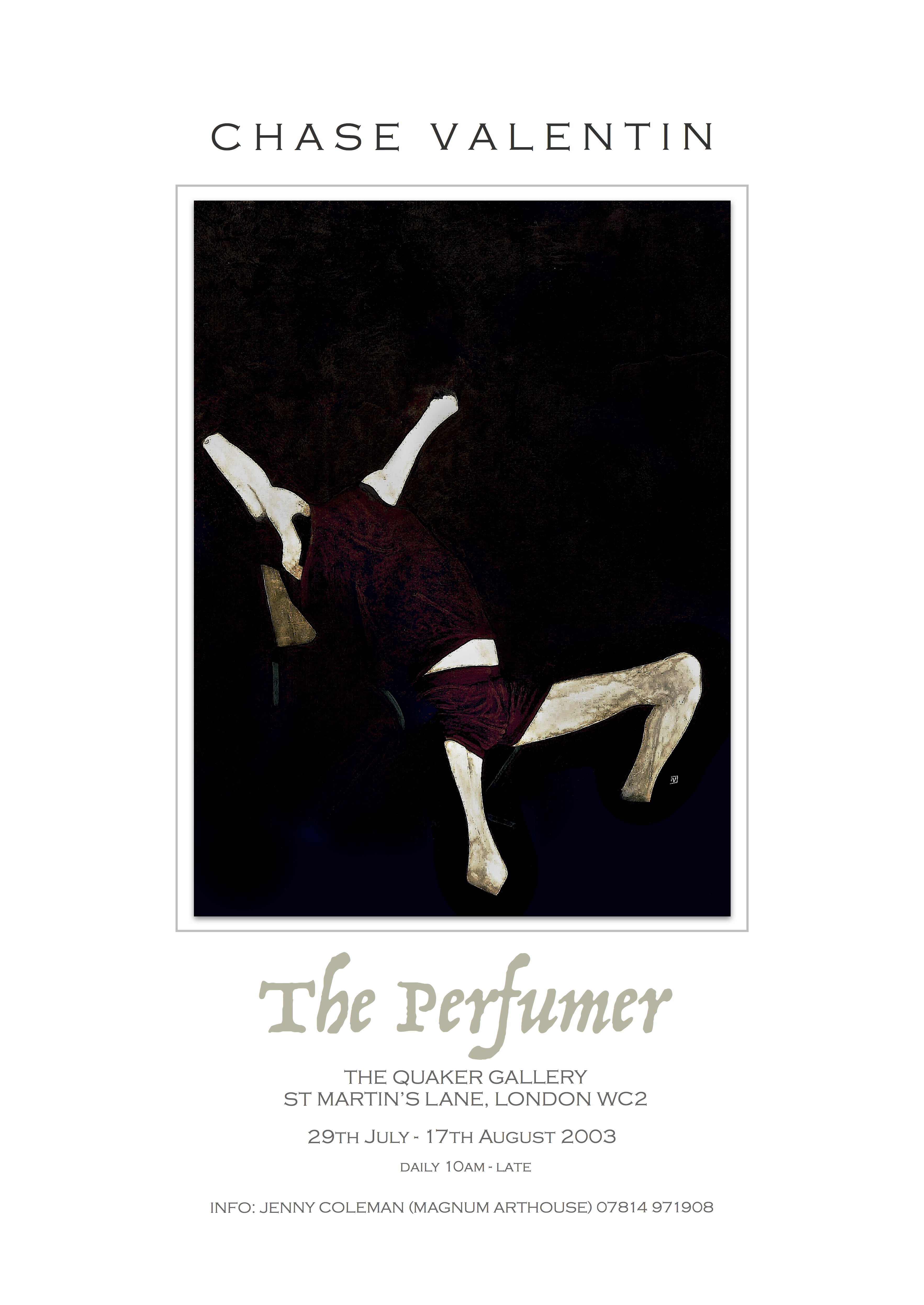 Perfumer 2003