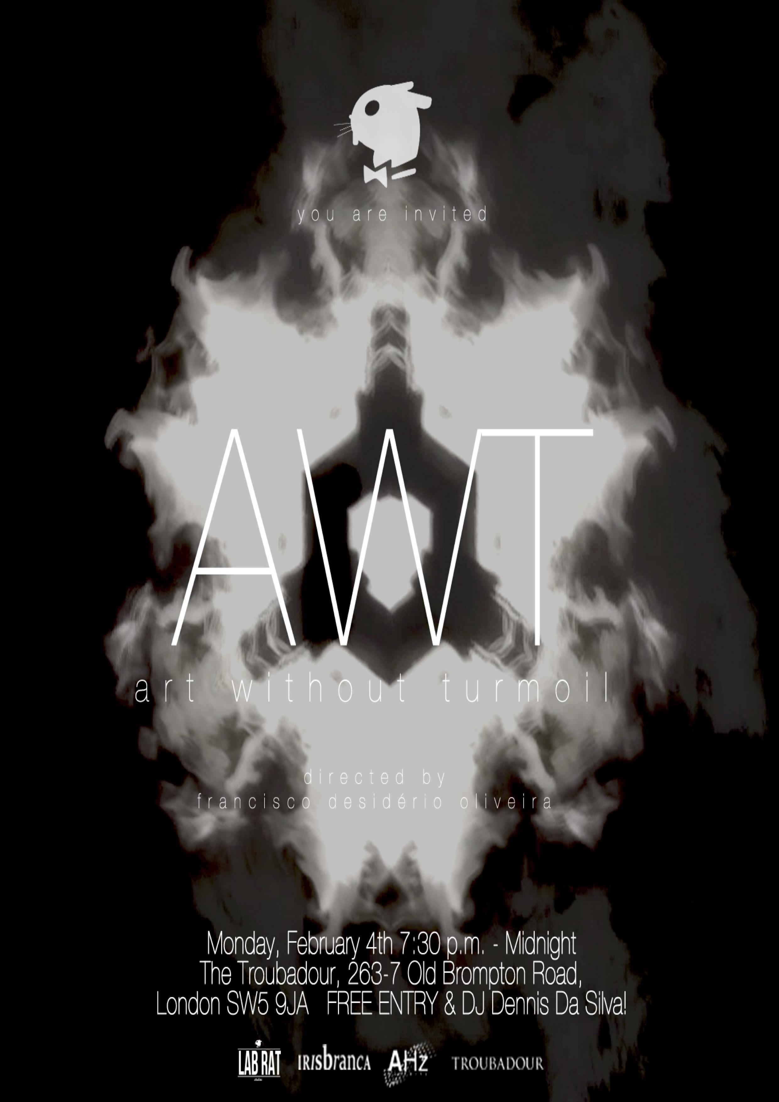 Art Without Turmoil 2013