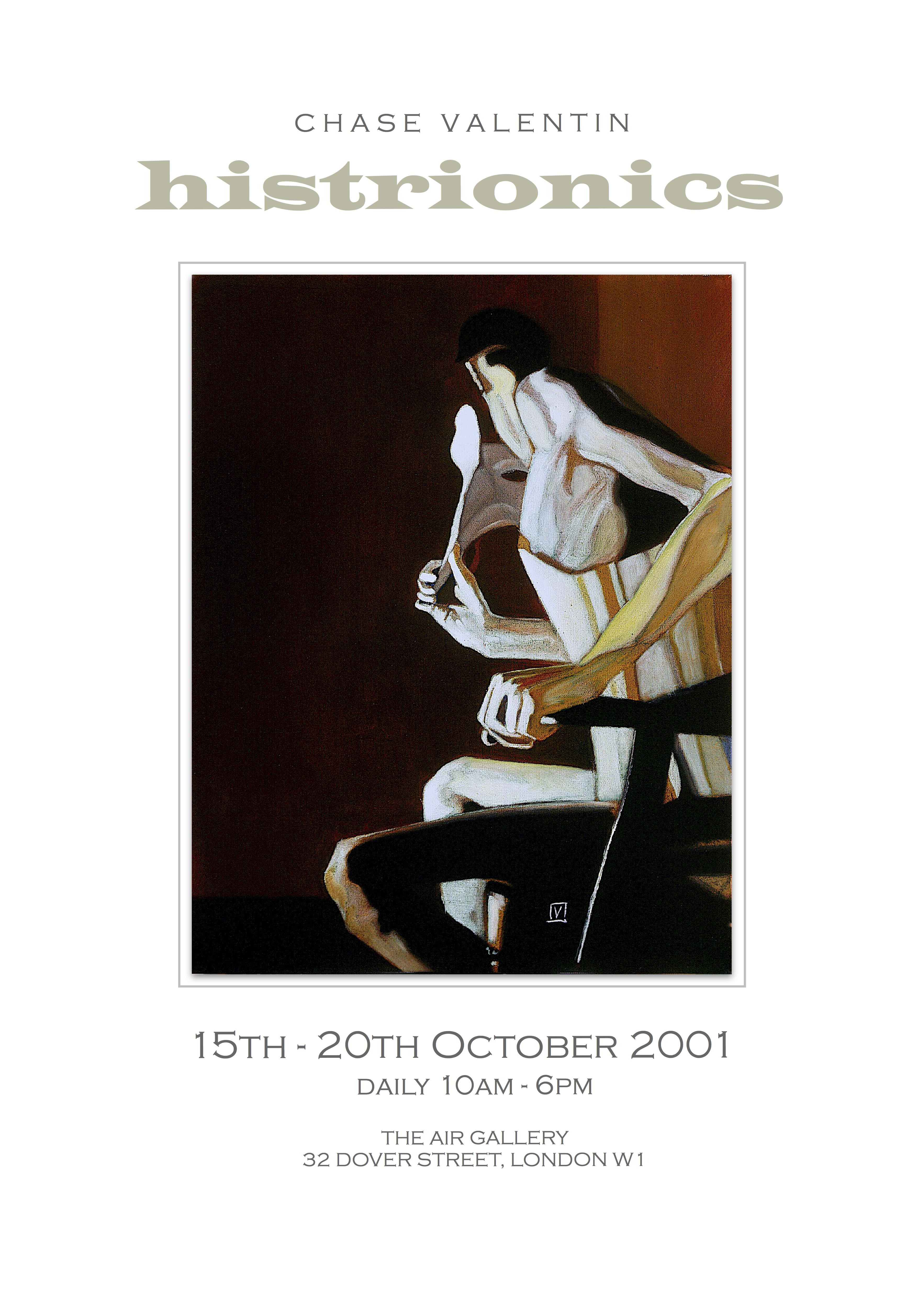 Histrionics 2001