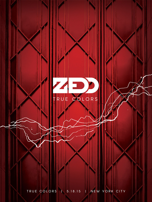 Zedd True Colors Tour