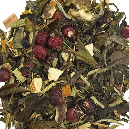 Weißer Tee Grapefruit-Zitrone Biotee