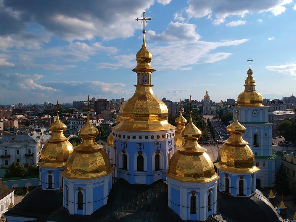 Mosteiro de São Miguel das Cúpulas Douradas