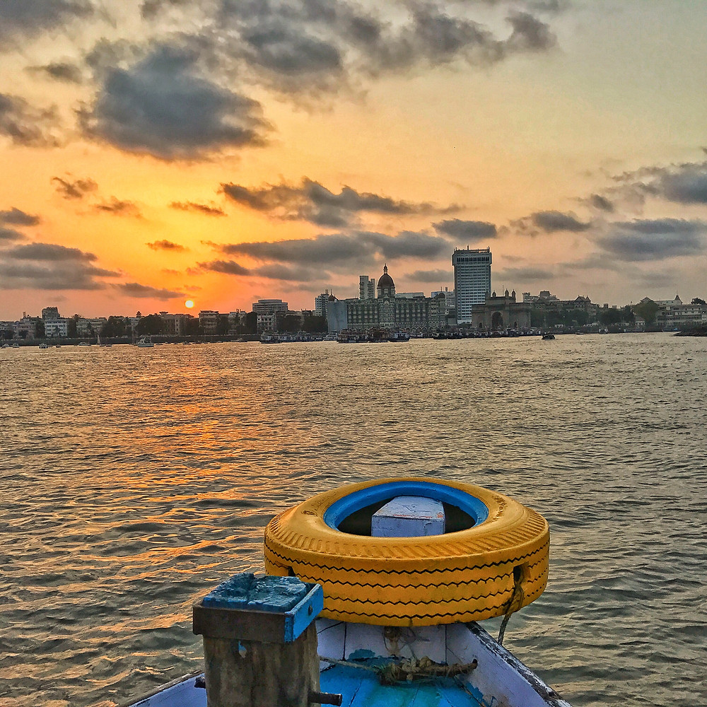 Passeio de barco Mumbai