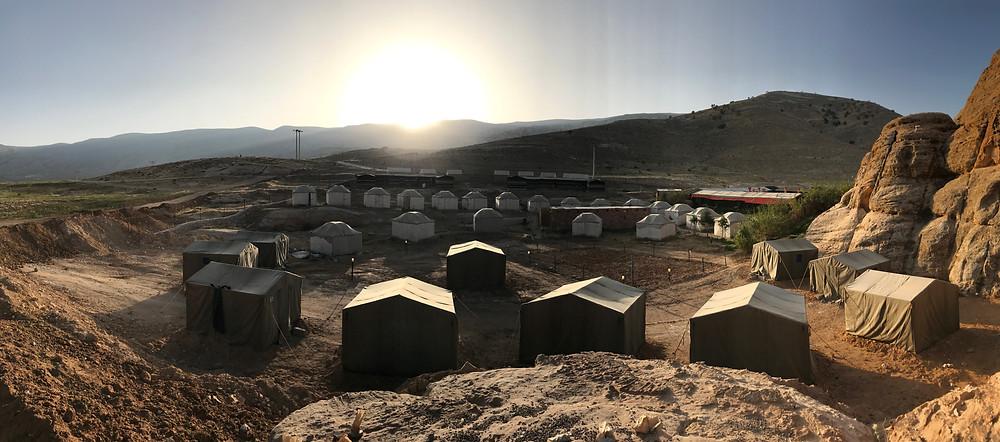 Beduin Camp Petra