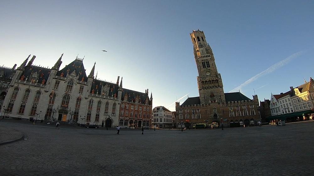 Central Bruges Market