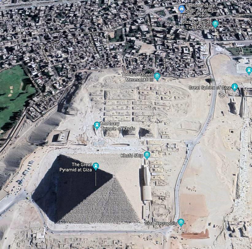 Pyramid Gizé