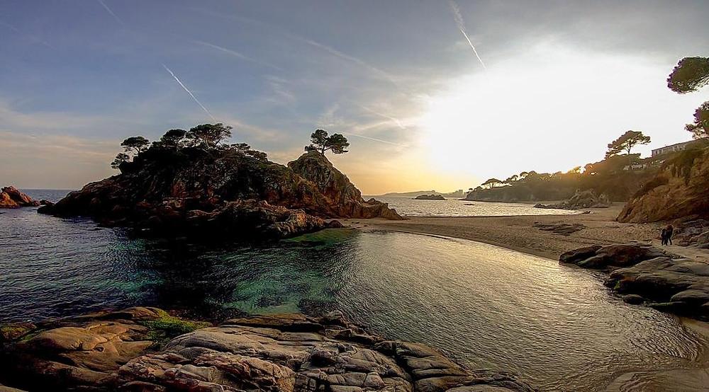 Plaja D'aro Costa Brava